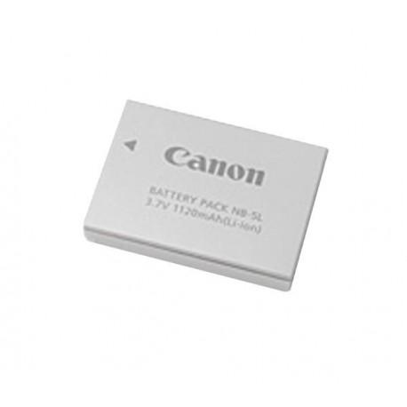 CANON BATTERIA ORIGINALE NB-5L IXUS 850 860 950 960 980 - COMMISSIONI PAYPAL CARTA INCLUSE