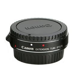 CANON EXTENSION TUBE EF 12 II PER OBIETTIVI EF - EF-S - TS-E