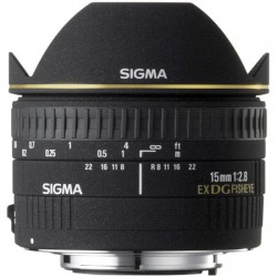 SIGMA 15mm F/2.8 EX DG DIAGONAL Fisheye - PENTAX - 2 Anni Di Gar. In Italia - Pronta Consegna