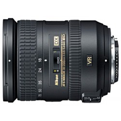 NIKON 18-200mm F/3.5-5.6G AF-S ED DX VR II - BOX ORIGINALE - 2 Anni Di Gar. In Italia