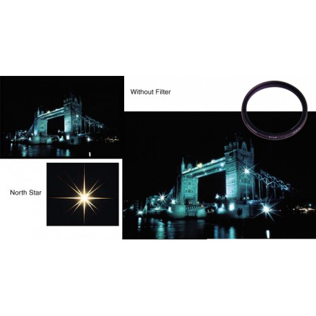 TIFFEN 58MM FILTRO NORTH STAR