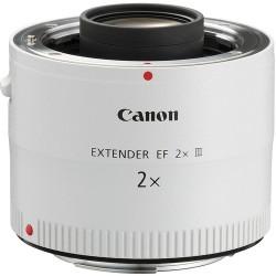 CANON EXTENDER EF 2x III - GARANZIA 2 ANNI IN ITALIA