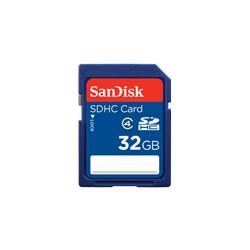 SANDISK STANDARD SDHC 32 GB