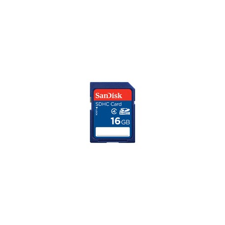 SANDISK STANDARD SDHC 16 GB