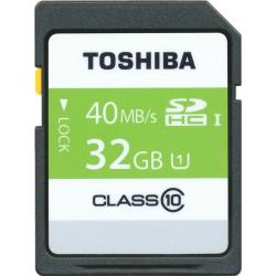TOSHIBA SDHC 32GB HS Professional - UHS CLASSE 10