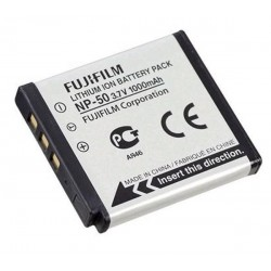 FUJIFILM NP-50 - BATTERIA LITIO ORIGINALE X-20