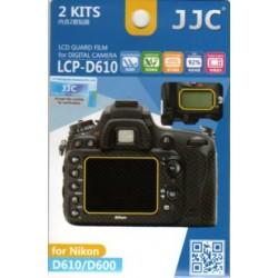 JJC LCP-D610 PELLICOLA PROTETTIVA - LCD PROTECTOR NIKON D610