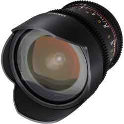 SAMYANG 10mm T3.1 ED AS NCS CS VDSLR - NIKON - 2 Anni Di Garanzia