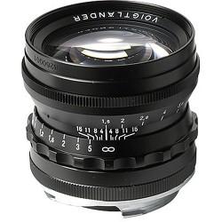 Voigtlander Nokton 50mm F/1.5 Asph. - L LEICA - FUJIFILM - 2 Anni Di Garanzia