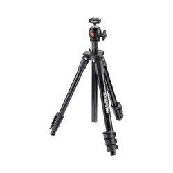 MANFROTTO COMPACT LIGHT - Treppiede con testa a sfera