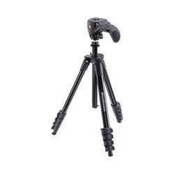 MANFROTTO COMPACT ACTION - Treppiede con testa Joystick