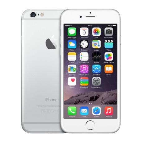 Apple iPhone 6 - 16GB - Argento
