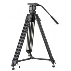 KINGJOY VT-2500 - Treppiede Professionale - Alt. Max 154,5cm - Carico Max 20kg