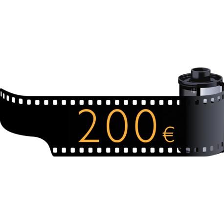 Buono Regalo - 200€