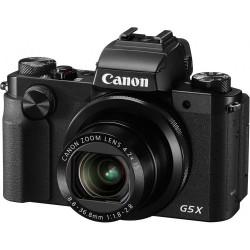 CANON PowerShot G5 X - 2 Anni Di Garanzia In Italia