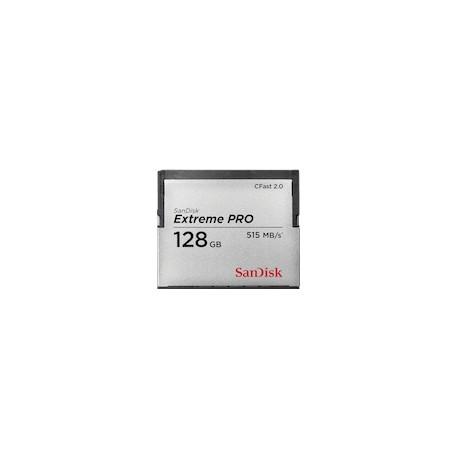 SANDISK EXTREME PRO CFast 2.0 128GB 515MB/S