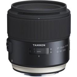 TAMRON 35mm F/1.8 SP DI VC USD - CANON EF - 2 Anni Di Garanzia