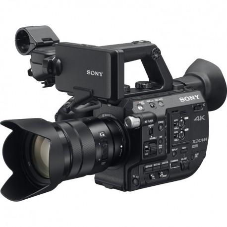 SONY PXW-FS5 + 18-105mm F/4 G PZ OSS - Videocamera 4K - 2 ANNI DI GARANZIA IN ITALIA