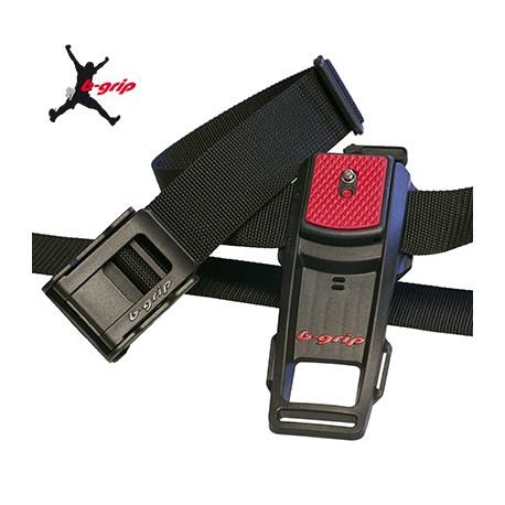 B-GRIP BH (belt holster) - Sistema a sgancio rapido per trasporto in cintura per Reflex - Gar. 2 Ann