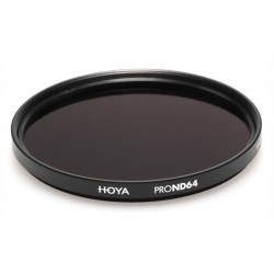 HOYA Pro ND64 - 58mm