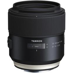 TAMRON 85mm F/1.8 Di VC USD - CANON EF - 4 ANNI DI GARANZIA