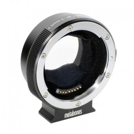 METABONES Adattatore T Smart MK IV - Canon EF/EF-S a Sony Innesto E
