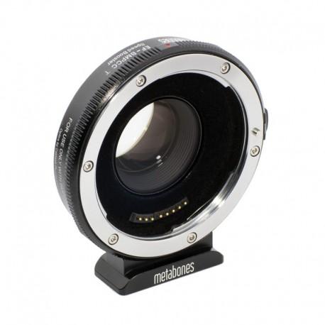 METABONES Adattatore Speed Booster T - Canon EF a Blackmagic Pocket Cinema (M43)