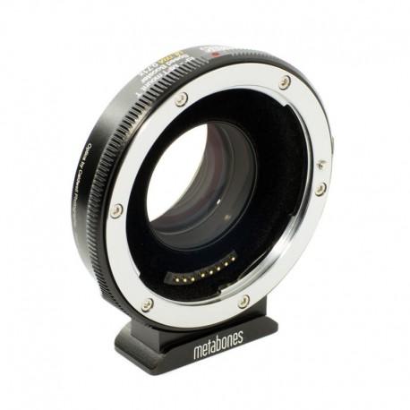 METABONES Adattatore Speed Booster T Ultra 0.71x - Canon EF/EF-S a Micro 4/3