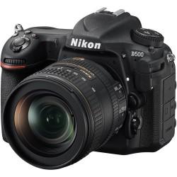 NIKON D500 + 16-80mm F/2.8-4E VR - 4 ANNI DI GARANZIA IN ITALIA