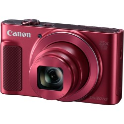 CANON PowerShot SX620 HS - Colore Rosso - 2 Anni Di Garanzia