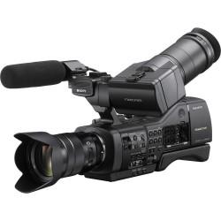 SONY NEX-EA50M - Videocamera Professionale Full-HD + 18-105mm F/4 G PZ OSS - Gar. 2 Anni