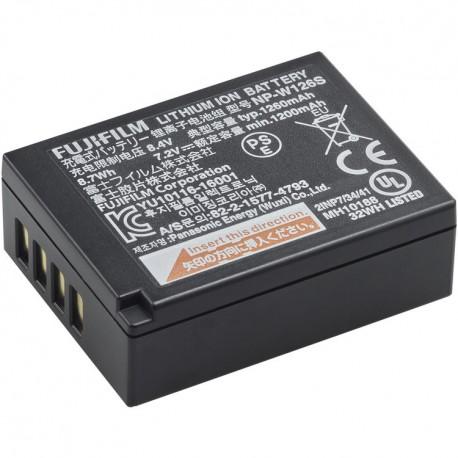 FUJIFILM NP-W126S - Batteria Originale - X-T2 / X-Pro2