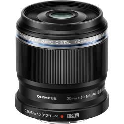 OLYMPUS 30mm F/3.5 M.Zuiko Digital ED Macro - 2 Anni Di Garanzia