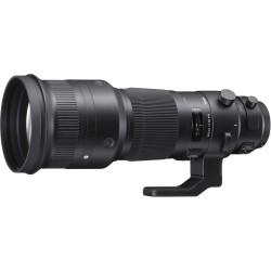 SIGMA 500mm F/4 DG OS HSM - SPORT - CANON EF - 2 Anni Di Garanzia