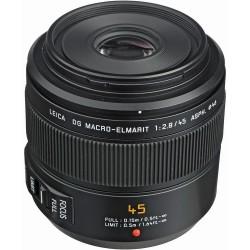 Panasonic Leica DG 45mm F/2.8 Macro-Elmarit ASPH Mega O.I.S. - 4 ANNI DI GARANZIA
