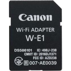 CANON W-E1 - Adattatore Wi-Fi - 7D Mark II - 5Ds - 5Ds R - 2 Anni Di Garanzia