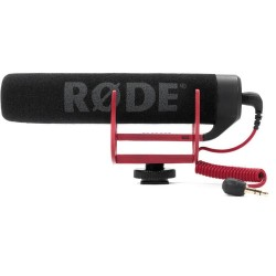 RODE VideoMic GO - Microfono Compatto per Reflex - 2 Anni Di Garanzia
