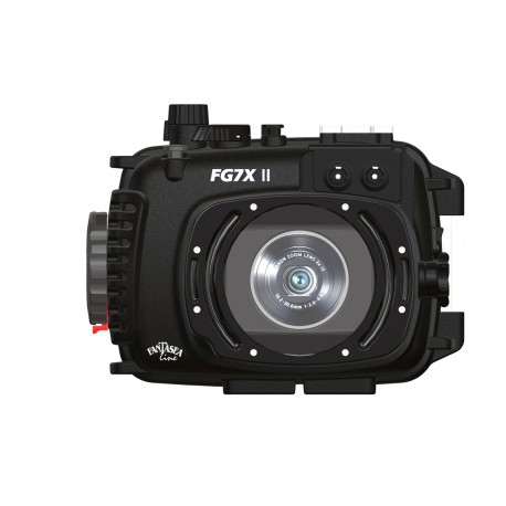 FANTASEA FG7X II - CUSTODIA SUBACQUEA per CANON POWERSHOT G7 X MARK II