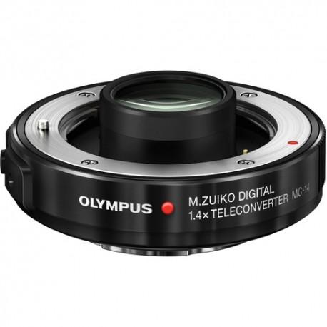 OLYMPUS MC-14 - 1.4x M.Zuiko MOLTIPLICATORE DIGITALE - GARANZIA 2 ANNI