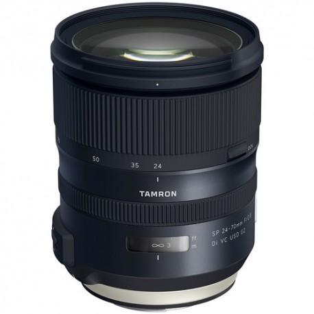 TAMRON 24-70mm f/2.8 SP Di VC USD G2 CANON - 2 ANNI GARANZIA IN ITALIA