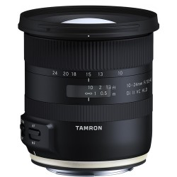 TAMRON 10-24mm F/3.5-4.5 Di II VC HLD NIKON - 2 ANNI DI GARANZIA