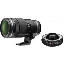 OLYMPUS 40-150mm F/2.8 M.ZUIKO Pro + MC-14 1.4x - 2 ANNI DI GARANZIA