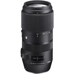 Sigma 100-400mm F/5-6.3 DG OS HSM C Canon - 4 Anni Di Garanzia In Italia