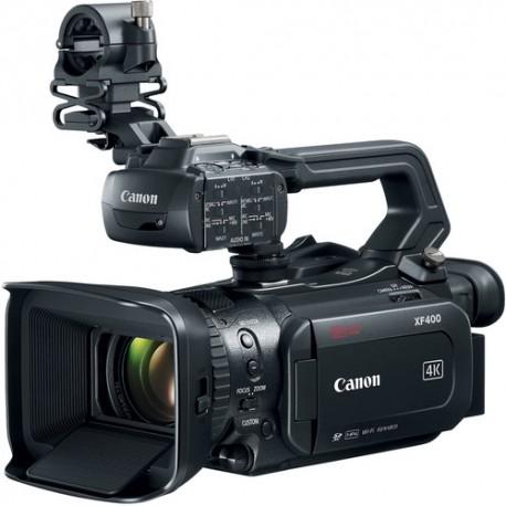 CANON XF400 4K UHD HDMI 2.0 - 2 ANNI DI GARANZIA IN ITALIA