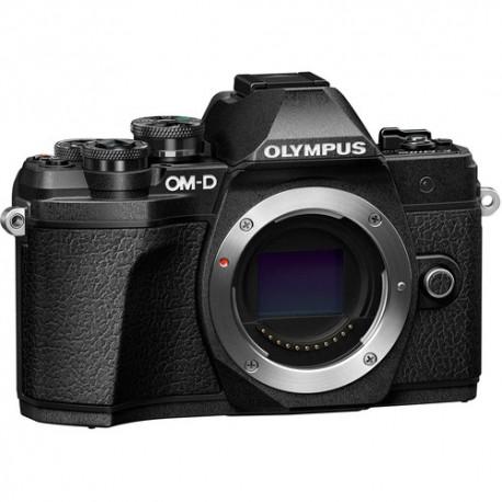 OLYMPUS OM-D E-M10 Mark III - Solo Corpo - NERO - 2 Anni Di Garanzia