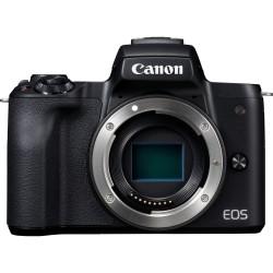 Canon EOS M50 Body - Nera - 2 ANNI DI GARANZIA