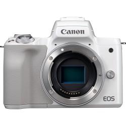 Canon EOS M50 Body - Bianca - 2 ANNI DI GARANZIA