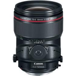 Canon TS-E 50mm 2.8L Macro - 2 ANNI DI GARANZIA IN ITALIA