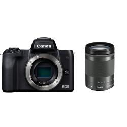 Canon EOS M50 + EF-M 18-150 IS STM - Nera - 2 ANNI DI GARANZIA IN ITALIA