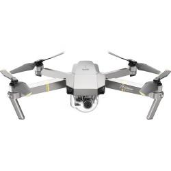 DJI Mavic Pro Platinum Fly More Combo - Drone + Camera Gimbal 4K a 3 Assi